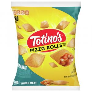 Totino's Pizza Rolls Triple Meat