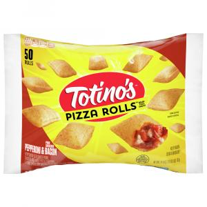 Totino's Pepperoni Bacon Pizza Rolls