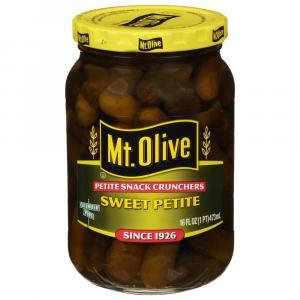 Mt. Olive Sweet Petite Snackers