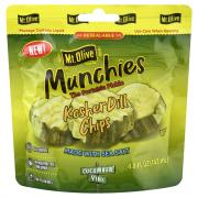 Mt. Olive Munchies Kosher Dill Chips Pouch