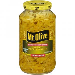 Mt. Olive Sliced Pepperoncini