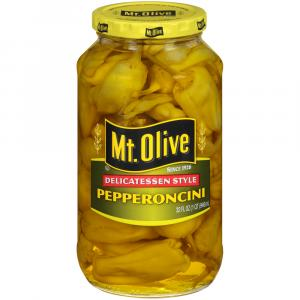 Mt. Olive Pepperoncini Delicatessen Style