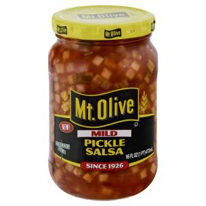 Mt. Olive Pickle Salsa Mild
