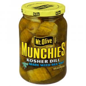 Mt. Olive Kosher Dill Munchies