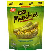 Mt. Olive Munchies Kosher Baby Dill Pouch