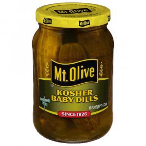 Mt. Olive Kosher Baby Dills