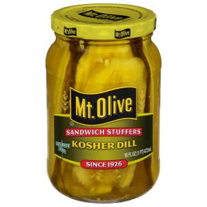 Mt. Olive Kosher Sandwich Stuffers