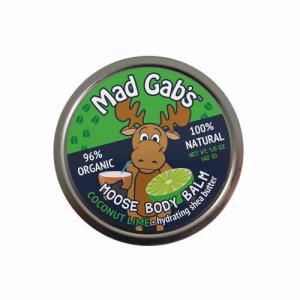 Mad Gab's Body Balm Coconut Lime