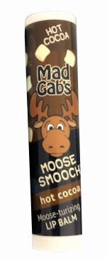 Mad Gab's Moose Smooch Lip Balm Hot Cocoa