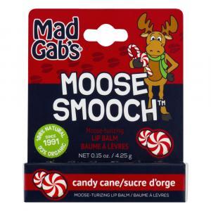 Mad Gab's Holiday Smooch Candy Cane