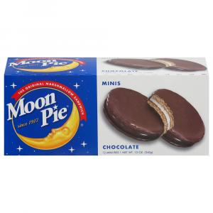 Moon Pie Original Chocolate Mini Pies