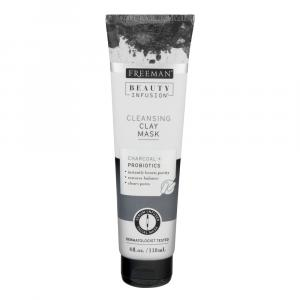 Freeman Beauty Infusion Charcoal Cleansing Clay Mask