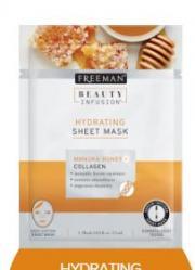 Freeman Beauty Infusion Manuka Honey Hydrating Sheet Mask