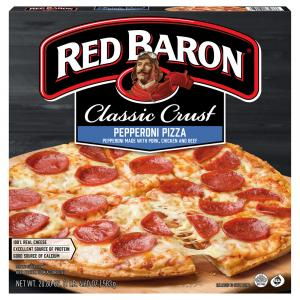 """Red Baron 12"""" Pepperoni Pizza"""