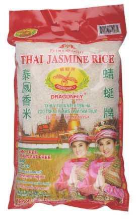 Dragonfly Thai Jasmine Rice