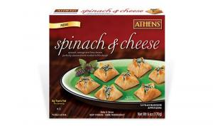 Athens Spinach & Cheese Blossom Appetizer