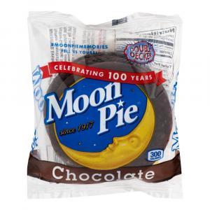 Hub Foods Chocolate Flavored Moonpie