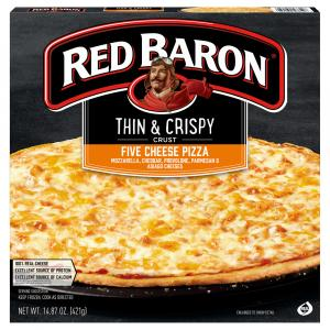 Red Baron Thin Crust Five Cheese Pizza