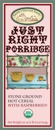 Earth's Harvest Just Right Porridge