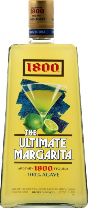 Jose Cuervo 1800 Ultimate Ready to Drink Margarita