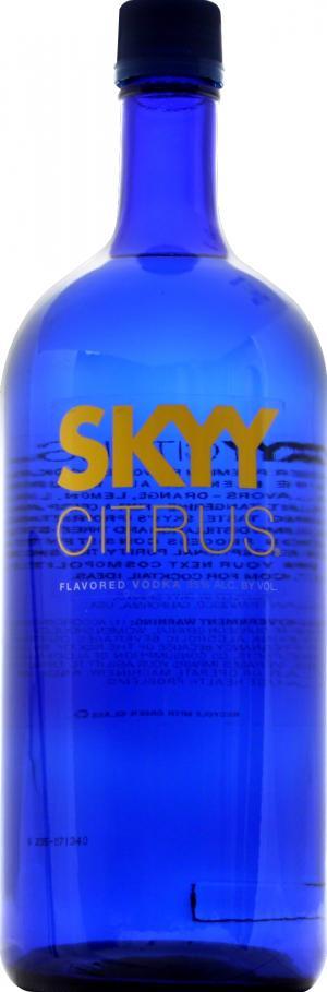 Skyy Infusions Citrus Vodka