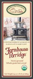 Earth's Harvest Farmhouse Porridge