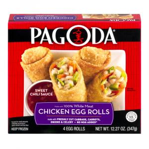 Pagoda Asian Chicken Egg Rolls