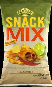 Real Deal Chili Lime Snack Mix