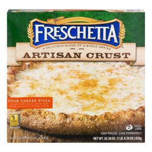 Freschetta Artisan Crust Four Cheese Pizza