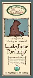 Earth's Harvest Lucky Bear Porridge