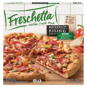 Freschetta Supreme Pizza
