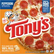 Tony's Pizzeria Style Crust Pepperoni Pizza