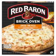 Red Baron Brick Oven Crust Cheese Pizza