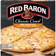 "Red Baron 12"" Four Cheese Pizza"