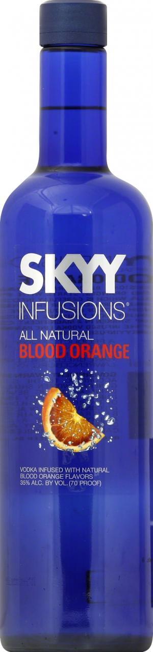 Skyy Infusions Blood Orange Vodka