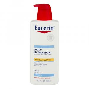 Eucerin Daily Protection Lotion with SPF 15
