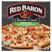 "Red Baron 12"" Supreme Pizza"