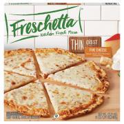 Freschetta Five Cheese Thin Crust Pizza