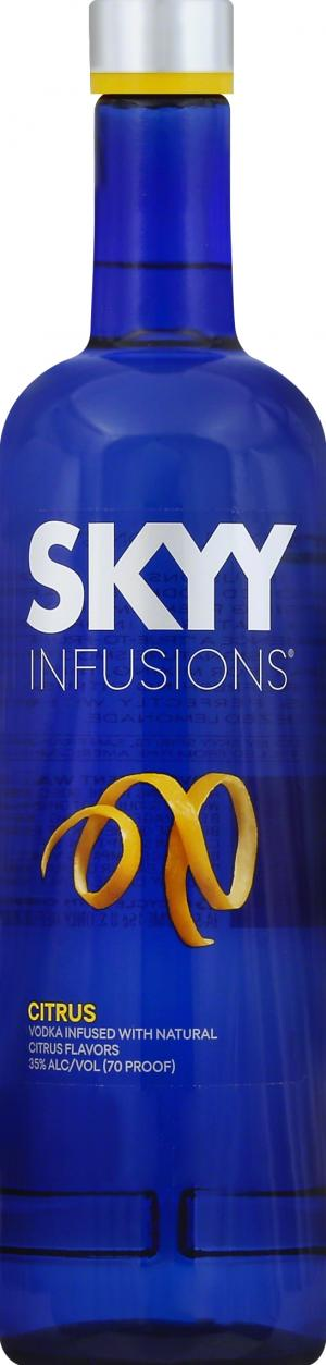 Skyy Infusions Citrus Vodka