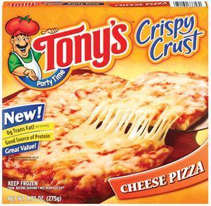 Tony's Crispy Crust Cheese Pizza