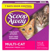 Scoop Away Complete Performance Clumping Litter