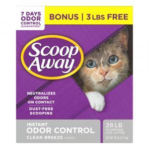 Scoop Away Extra Strength Cat Litter