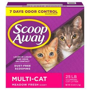 Scoop Away Clean Multi-Cat Litter