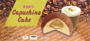 Euro Cappuccino Cake