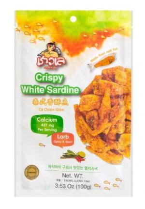 Chaolay Crispy White Sardine Original
