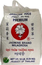 Jasmine Brand Jasmine Rice
