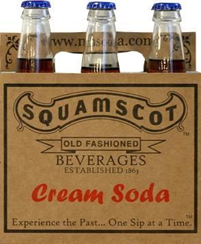 Squamscot Cream Soda