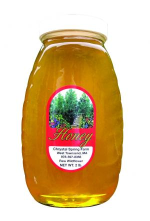 Chrystal Spring Farm Honey