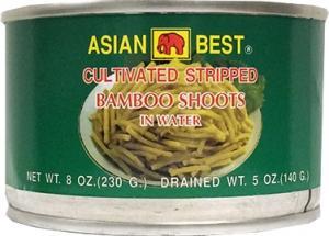 Asian Best Bamboo Shoot Strips