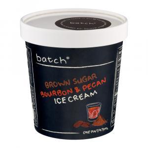 Batch Ice Cream Brown Sugar Bourbon and Pecan